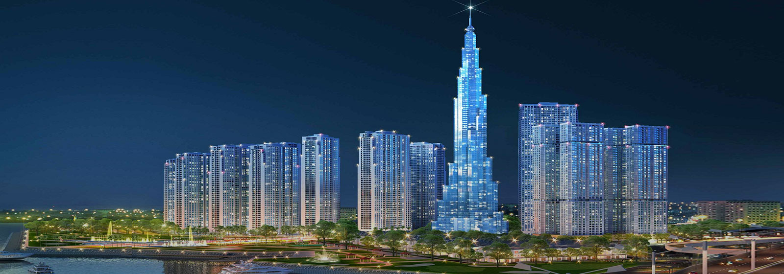 Vinhomes Central Park Tan Cang